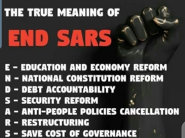 We are all sars