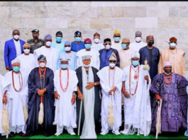 South West state governors