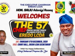 The 57 Chief Press of Lagos