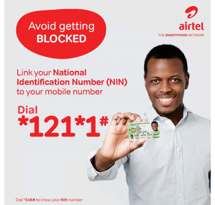 How to link your sim card with Airtel
